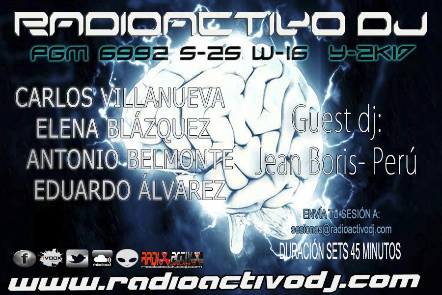 RADIOACTIVO DJ 16-2017