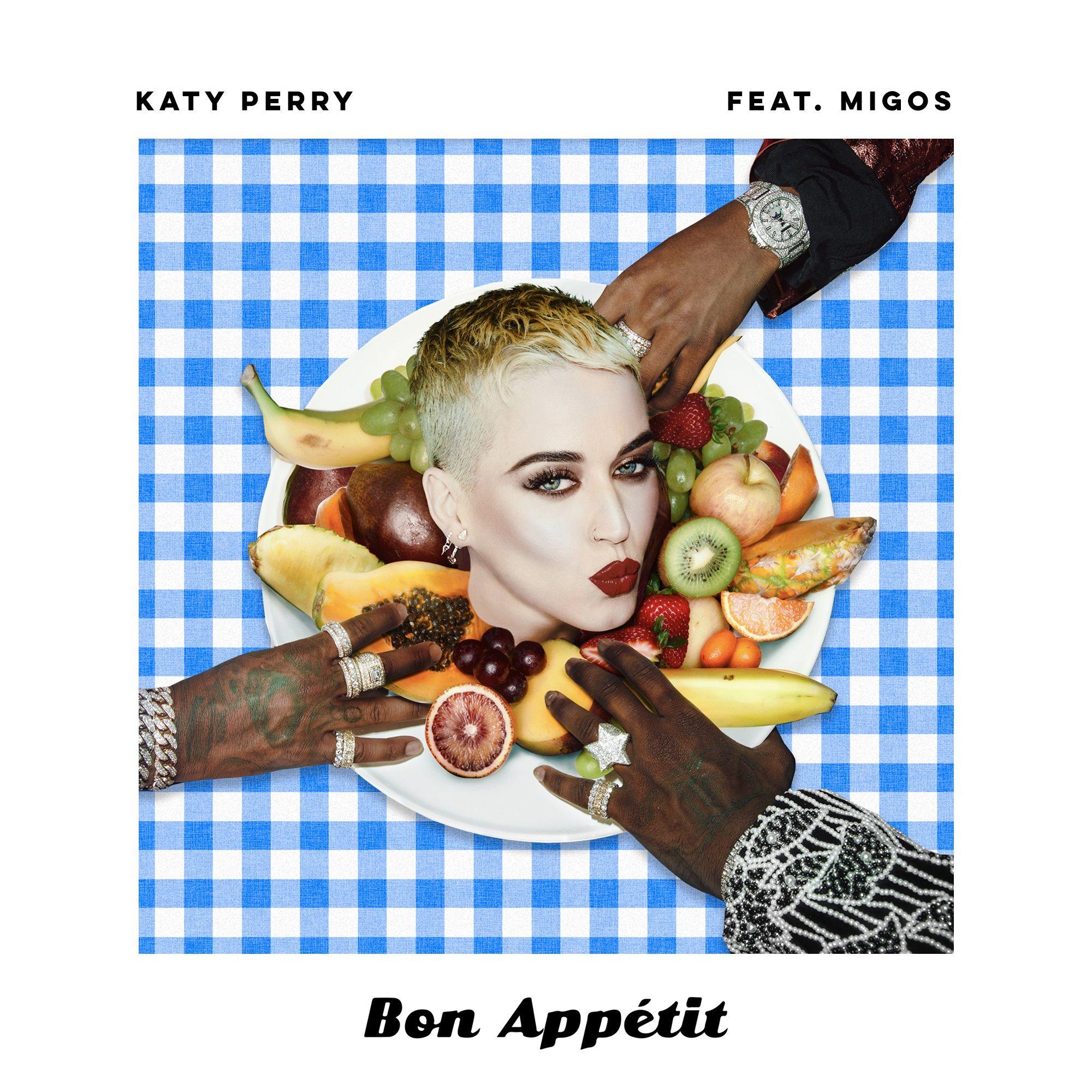 KATY PERRY FEAT MIGOS - BON APPéTIT