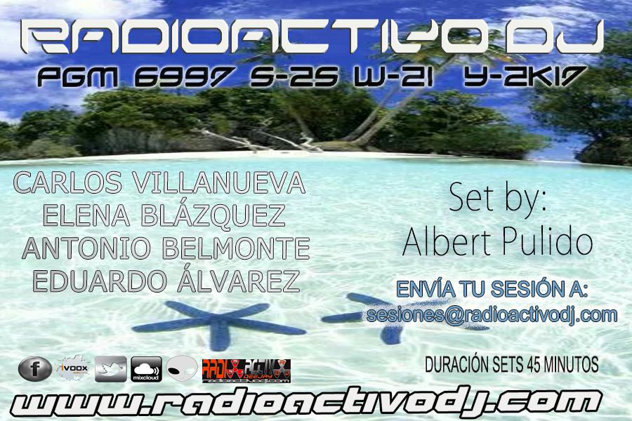RADIOACTIVO DJ 21-2017