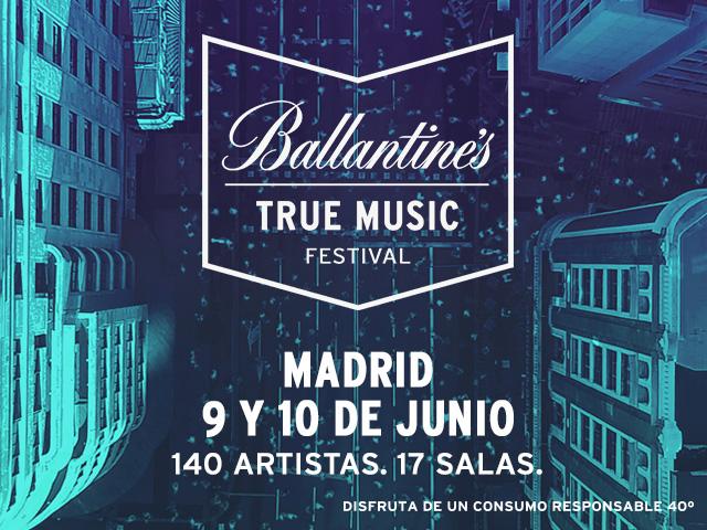 ballantines true music festival 2017
