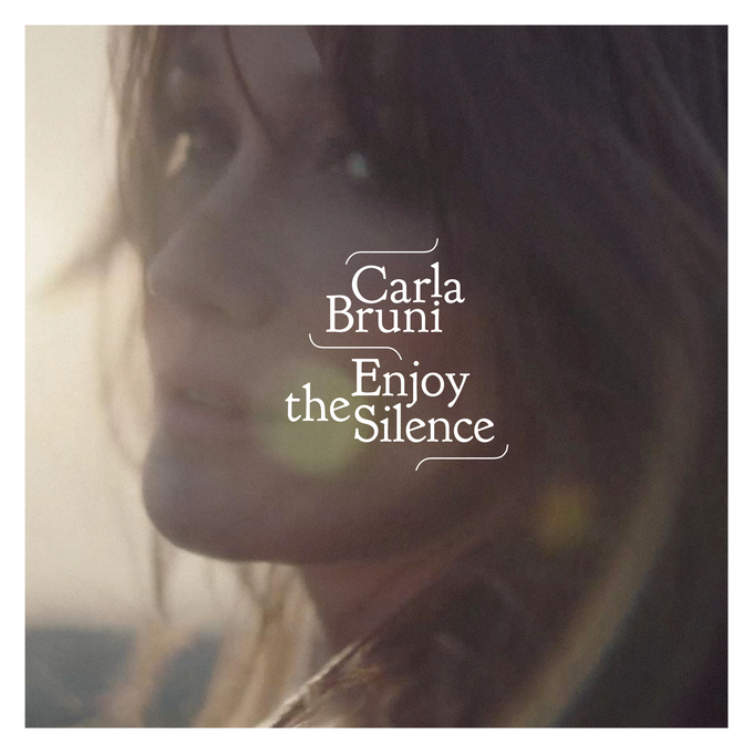 CARLA BRUNI - ENJOY THE SILENCE