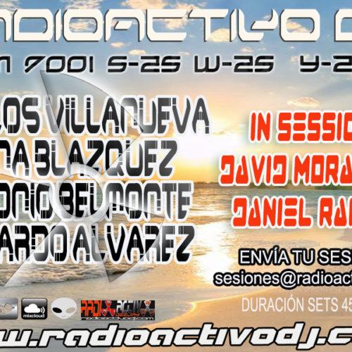 RADIOACTIVO DJ 25-2017