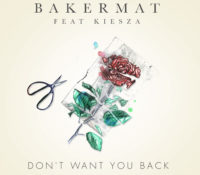 BAKERMAT FEAT KIESZA – DON`T WANT YOU BACK
