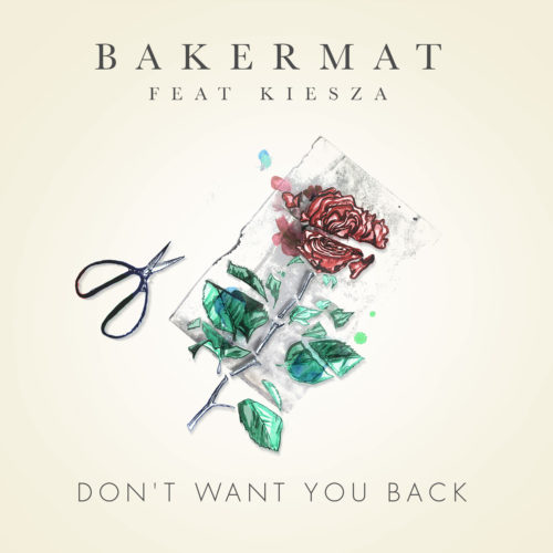 BAKERMAT FEAT KIESZA - DON`T WANT YOU BACK