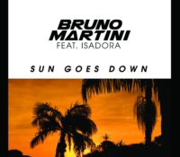 BRUNO MARTINI FEAT ISADORA – SUN GOES DOWN