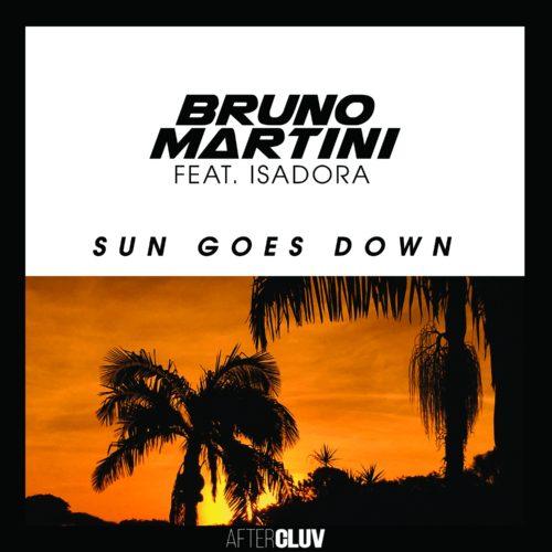 BRUNO MARTINI FEAT ISADORA - SUN GOES DOWN
