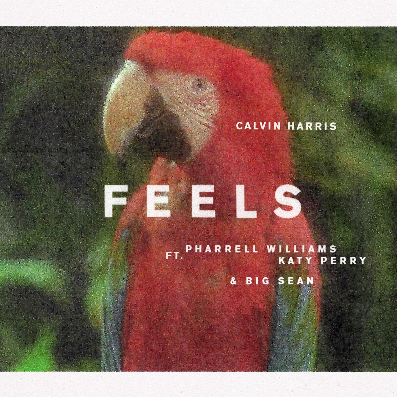 CALVIN HARRIS FEAT PHARRELL WILLIAMS, KATY PERRY & BIG SEAN NO OF COMP - FEELS