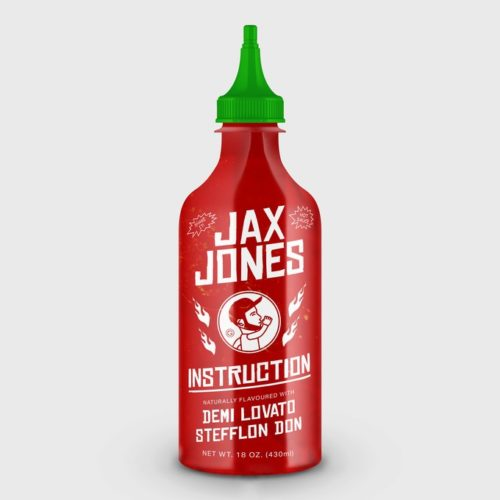 JAX JONES FEAT DEMI LOVATO & STEFFLON DON - INSTRUCTION