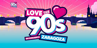 LOVE THE 90S ZARAGOZA