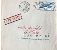 HAILEE STEINFELD & ALESSO – LET ME GO FEAT. FLORIDA GEORGIA LINE & WATT