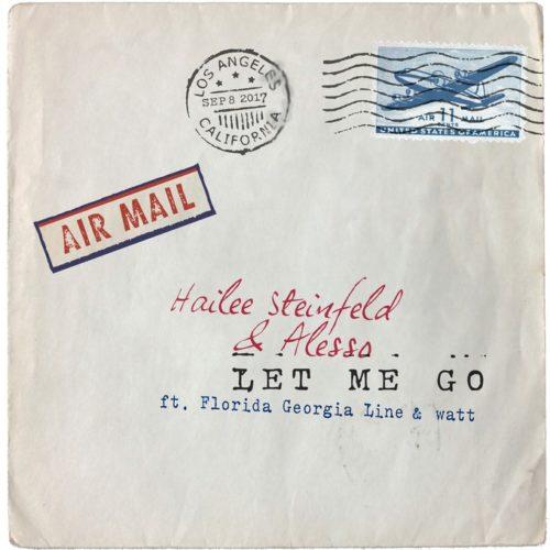 HAILEE STEINFELD & ALESSO - LET ME GO FEAT. FLORIDA GEORGIA LINE & WATT