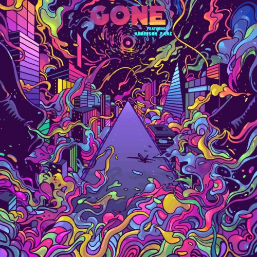 MR PROBZ FEAT ANDERSON PAAK - GONE