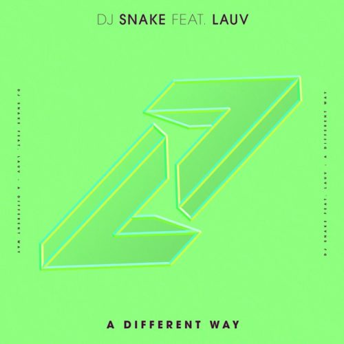 DJ SNAKE FEAT LAUV - A DIFFERENT WAY