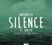 MARSHMELLO X KHALID – SILENCE (TIëSTO`S BIG ROOM REMIX)