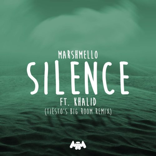 MARSHMELLO X KHALID - SILENCE (TIëSTO`S BIG ROOM REMIX)