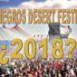 MONREGROS DESERT FESTIVAL 2018