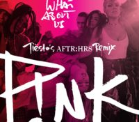 P!NK – WHAT ABOUT US (TIESTOS AFTR HRS REMIX)