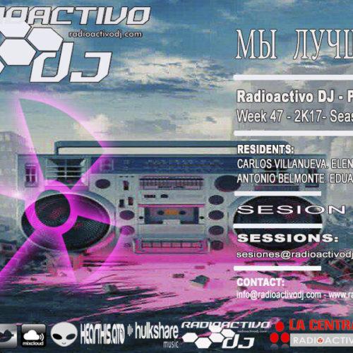 RADIOACTIVO DJ 47-2017