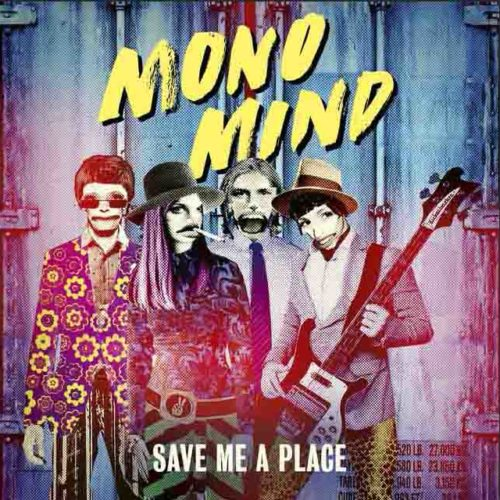 MONO MIND - SAVE ME A PLACE (BRIDGE & MOUNTAIN REMIX)