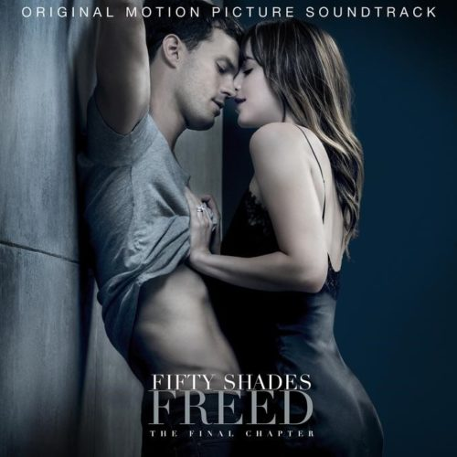 HAILEE STEINFELD X BLOODPOP® - CAPITAL LETTERS (FIFTY SHADES FREED)