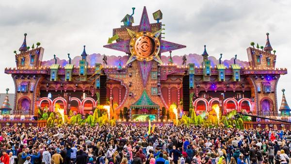 DAYDREAM FESTIVAL 2018-2