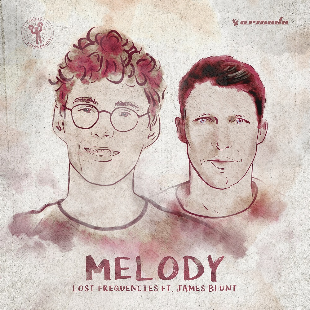 LOST FREQUENCIES FEAT JAMES BLUNT - MELODY