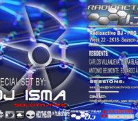 RADIOACTIVO DJ 22-2018