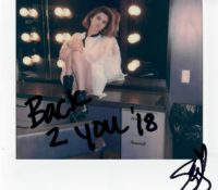 SELENA GOMEZ – BACK TO YOU