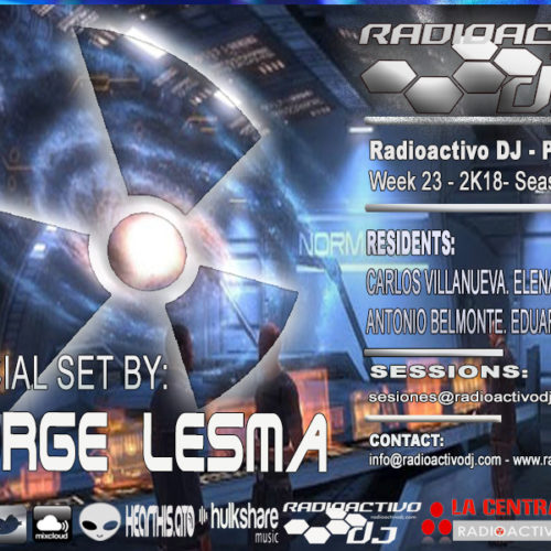 RADIOACTIVO DJ 23-2018