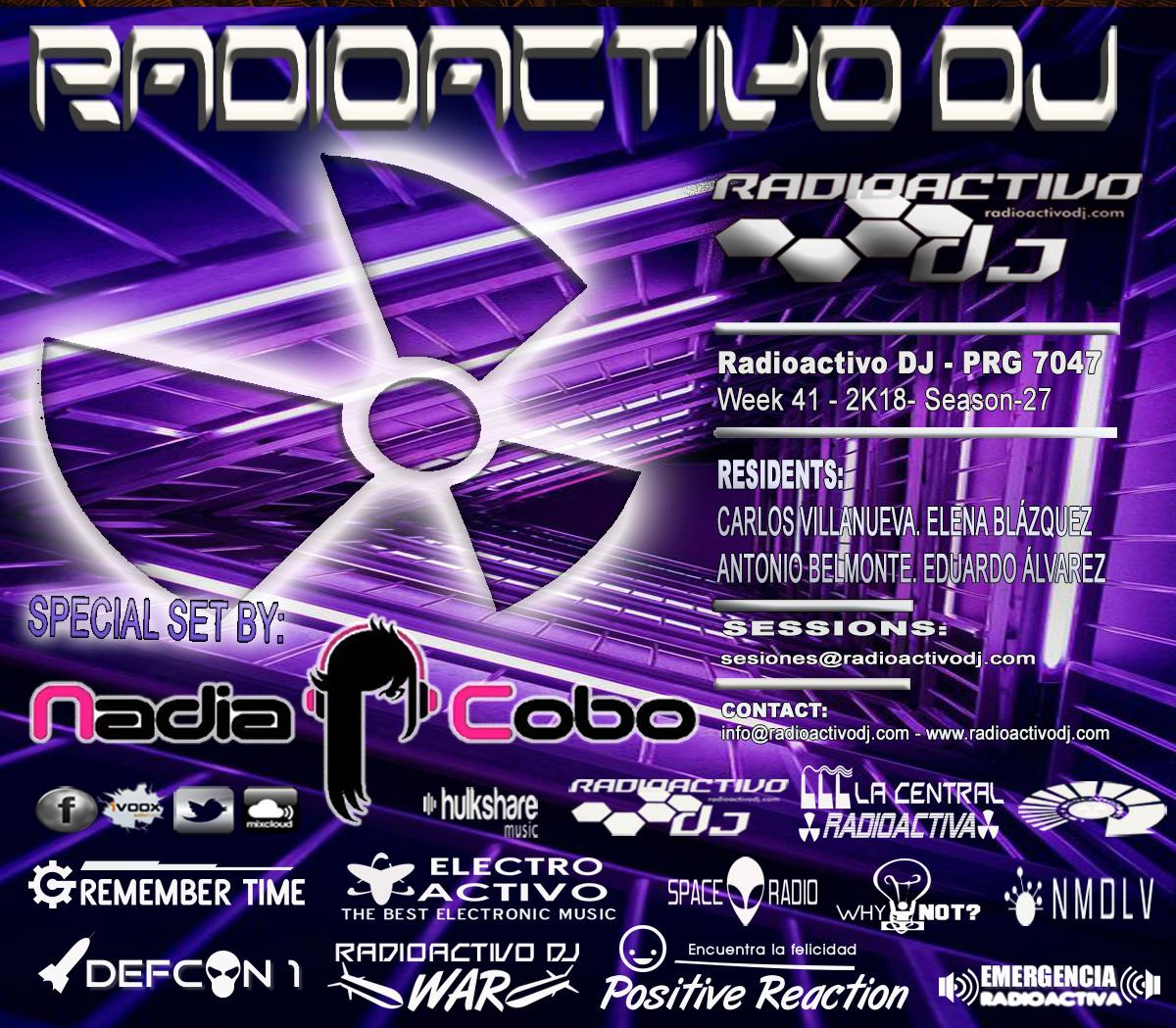 RADIOACTIVO-DJ-41-2018