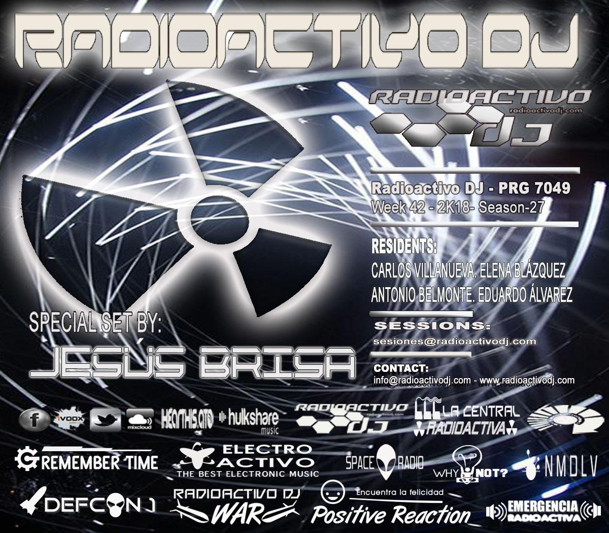 RADIOACTIVO-DJ-42-2018