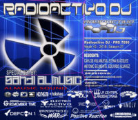 RADIOACTIVO DJ 43-2018