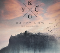 KYGO FEAT SANDRO CAVAZZA – HAPPY NOW
