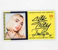 SILK CITY FEAT DIPLO, DUA LIPA & MARK RONSON – ELECTRICITY