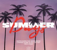 Martin Garrix feat. Macklemore & Patrick Stump of Fall Out Boy – Summer days (Tiesto Remix)