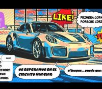 PRIMERA COPA PORCHE 911 CARRERA GT2